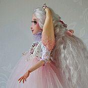 Шарнирная кукла ручной работы. Ярмарка Мастеров - ручная работа Шанталь. ООАК. Шарнирная кукла.. Handmade.