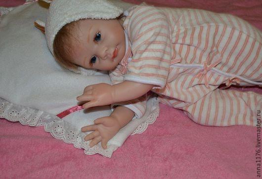 Кукла реборн младенец малышка девочка