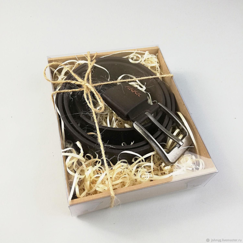 Коробка подарочная бесплатно!, Ремни, Одинцово,  Фото №1