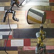 """Для дома и интерьера ручной работы. Ярмарка Мастеров - ручная работа Бра """"Bat lamp"""". Handmade."""