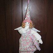 Куклы и игрушки handmade. Livemaster - original item Doll Tilda Scandinavian attendant. Handmade.