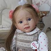 Куклы и игрушки ручной работы. Ярмарка Мастеров - ручная работа Настенька. Handmade.