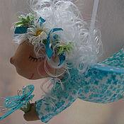 Кукольная еда ручной работы. Ярмарка Мастеров - ручная работа Летящий Ангел. Handmade.