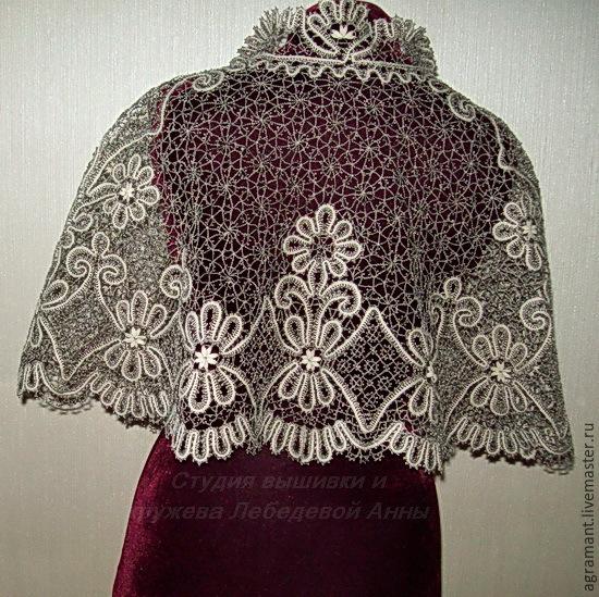 Аксессуары для платья своими руками из 873