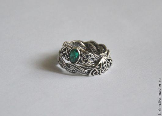 Свадебные украшения ручной работы. Ярмарка Мастеров - ручная работа. Купить Обручальные кольца в кельтском стиле. Handmade. Свадьба