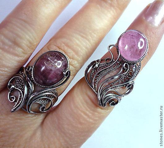 Роз. турмалин,кольцо №1.\r\n\r\nРазмер кольца-17.\r\nМалиновый турмалин-№2\r\nразмер кольца-18.