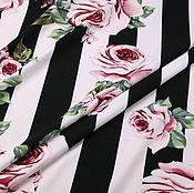 Итальянская ткань Dolce Gabbana