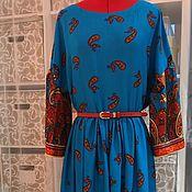 Одежда ручной работы. Ярмарка Мастеров - ручная работа платье православное. Handmade.