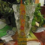 Ложки ручной работы. Ярмарка Мастеров - ручная работа Сувениры:Лопатка кухонная-сувенир. Handmade.