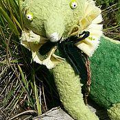 Куклы и игрушки ручной работы. Ярмарка Мастеров - ручная работа Копия работы: Мишка Тедди Лайм 27 см. Handmade.