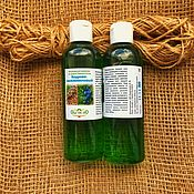 Косметика ручной работы handmade. Livemaster - original item Cedar-Juniper shampoo with herbs of the Altai Mountains. Handmade.