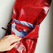 """Сумки и аксессуары ручной работы. Ярмарка Мастеров - ручная работа Рюкзак """"рам мини"""". Handmade."""