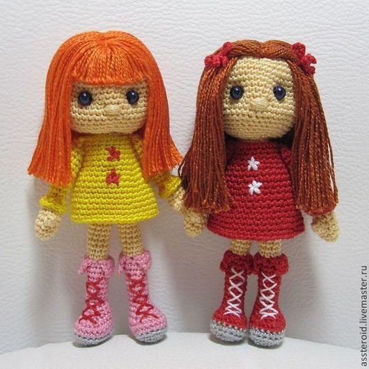 Девочка в красном - для примера, возможно повторение