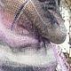 """Кофты и свитера ручной работы. Свитер """"Розовый Градиент"""". Warm Inside. Интернет-магазин Ярмарка Мастеров. Вязаный свитер"""