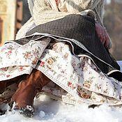 """Одежда ручной работы. Ярмарка Мастеров - ручная работа Комплект в стиле бохо """"По-ирландски"""". Handmade."""