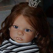 Куклы и игрушки ручной работы. Ярмарка Мастеров - ручная работа Кукла реборн Элиза №5 Regina Swialkowski. Handmade.