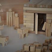 Мини фигурки и статуэтки ручной работы. Ярмарка Мастеров - ручная работа Майнкрафт Minecraft. Handmade.