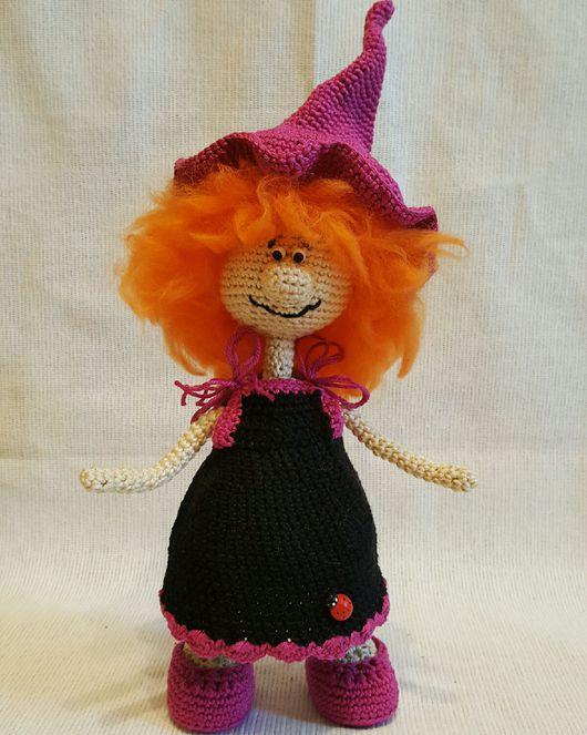 Куклы Тильды ручной работы. Ярмарка Мастеров - ручная работа. Купить Ведьмочка. Handmade. Ведьма, кукла, тильда кукла, игрушка