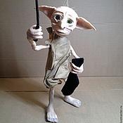 Куклы и игрушки ручной работы. Ярмарка Мастеров - ручная работа Добби. Домашний эльф. Handmade.