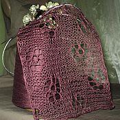 Одежда ручной работы. Ярмарка Мастеров - ручная работа Юбка ажурная. Handmade.
