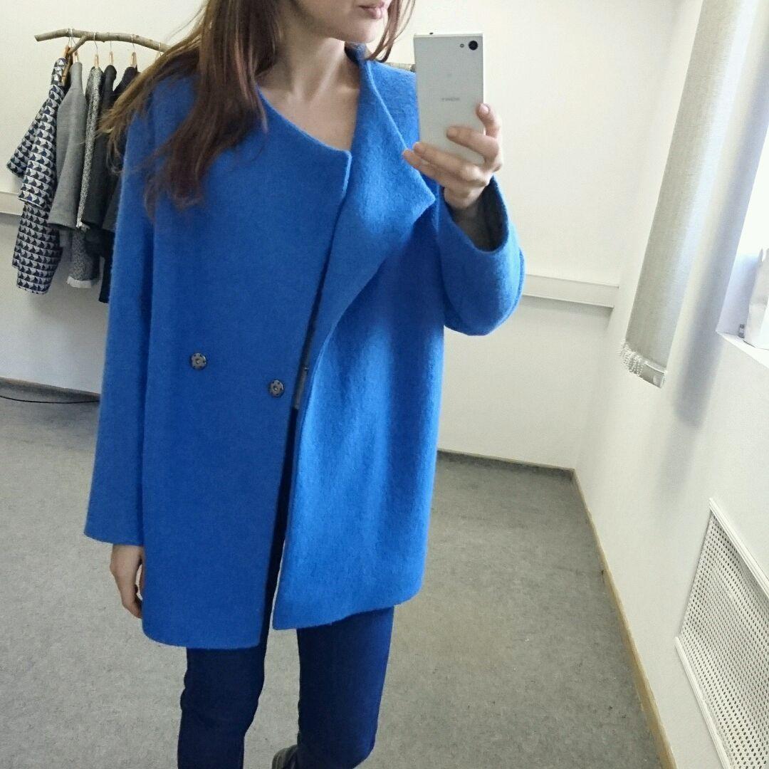 пальто из ладена