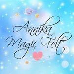 Annika Magic Felt - Ярмарка Мастеров - ручная работа, handmade