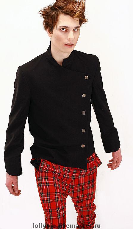 Пиджаки, жакеты ручной работы. Ярмарка Мастеров - ручная работа. Купить Пиджак MANSCOT. Handmade. Пиджак, на заказ, 100% шерсть