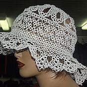 """Шляпы ручной работы. Ярмарка Мастеров - ручная работа Шляпка """"Нежность"""". Handmade."""