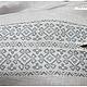 Льняная сорочка с ручной вышивкой Березнева. Модная одежда с ручной вышивкой. Творческое ателье Modne-Narodne.