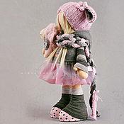 """Куклы и игрушки ручной работы. Ярмарка Мастеров - ручная работа """"САМА, такая ))) """". Handmade."""