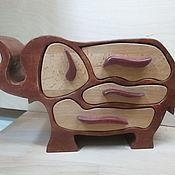 Мини-комоды ручной работы. Ярмарка Мастеров - ручная работа Слон. Handmade.