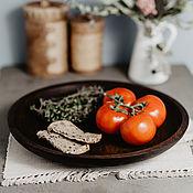 Для дома и интерьера handmade. Livemaster - original item Wooden Serving Dish (34#4. Handmade.