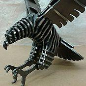 Для дома и интерьера ручной работы. Ярмарка Мастеров - ручная работа Орел (скульптура). Handmade.