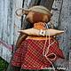 Ароматизированные куклы ручной работы. Юлька. Арина Бадьянова. Куклы. (badyanova). Ярмарка Мастеров. Подарок, подарок подруге, кукла в подарок