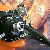 "Субкультуры handmade. Livemaster - original item Steampunk Mask ``Pipets Plague Doctor"". Handmade."