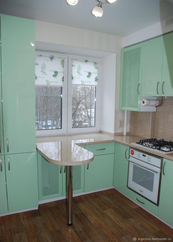 Кухня на заказ 7, Кухня, Москва,  Фото №1