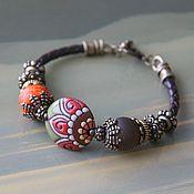 "Украшения handmade. Livemaster - original item Bracelet ""Teens"". Handmade."