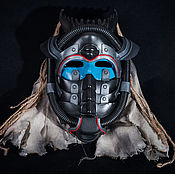 Субкультуры ручной работы. Ярмарка Мастеров - ручная работа маска На трёх ветрах. Handmade.