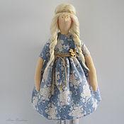 Куклы и игрушки ручной работы. Ярмарка Мастеров - ручная работа Тильда девочка Сиа. Handmade.