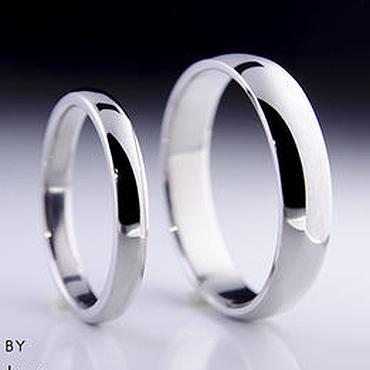 Свадебный салон ручной работы. Ярмарка Мастеров - ручная работа Обручальные кольца из титана. Handmade.