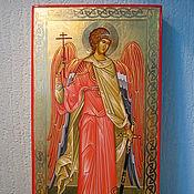 Иконы ручной работы. Ярмарка Мастеров - ручная работа Икона Святой Ангел Хранитель. Handmade.
