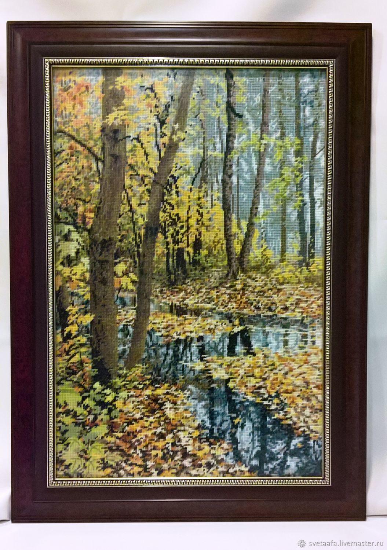 Осенний пейзаж, Картины, Кронштадт,  Фото №1