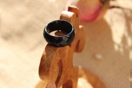 Минералы, друза ручной работы. Ярмарка Мастеров - ручная работа. Купить Агат черный с огранкой ( прессованный) (KL0001). Handmade.