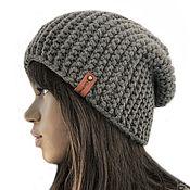 Аксессуары handmade. Livemaster - original item Hat beanie of Cabiria. Handmade.