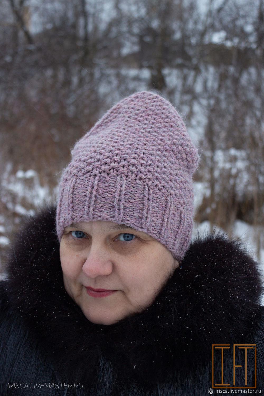 Knitted hat, beanie unisex, Caps, Nizhny Novgorod,  Фото №1
