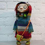 Куклы и игрушки ручной работы. Ярмарка Мастеров - ручная работа Цветное настроение. Handmade.