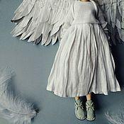 Одежда для кукол ручной работы. Ярмарка Мастеров - ручная работа Платье для Блайз (Яблоневое). Handmade.