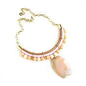 Украшения handmade. Livemaster - original item Light necklace
