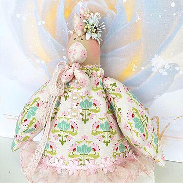 Куклы и игрушки ручной работы. Ярмарка Мастеров - ручная работа Тильда курочка 1300 рублей. Handmade.