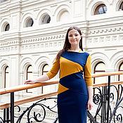 Одежда ручной работы. Ярмарка Мастеров - ручная работа Платье 2013-6. Handmade.